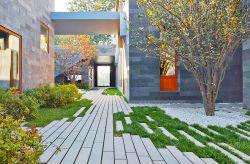 现代时尚简约风格最全庭院设计图片图片