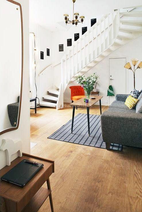 复式楼楼梯装修效果图大全图片图片