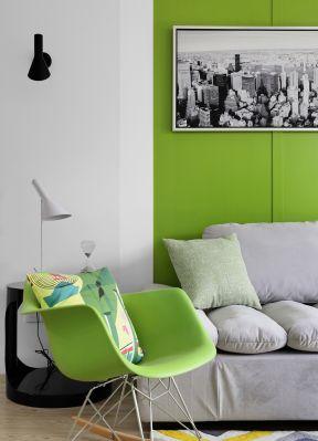 两室两厅简单室内装修设计效果图片2017