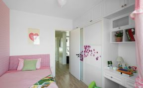 两室两厅简单室内装修设计效果图