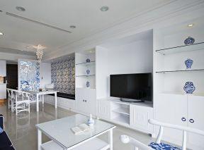 现代新中式风格室内装修图片