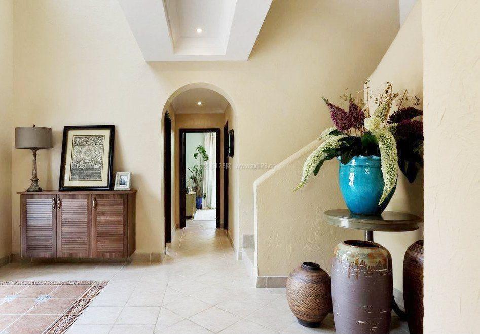 室内装修地板砖铺设效果图