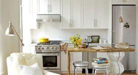 厨房太小怎么装修 小户型厨房装修技巧