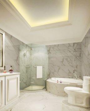 室内瓷砖图片 大卫生间装修效果图