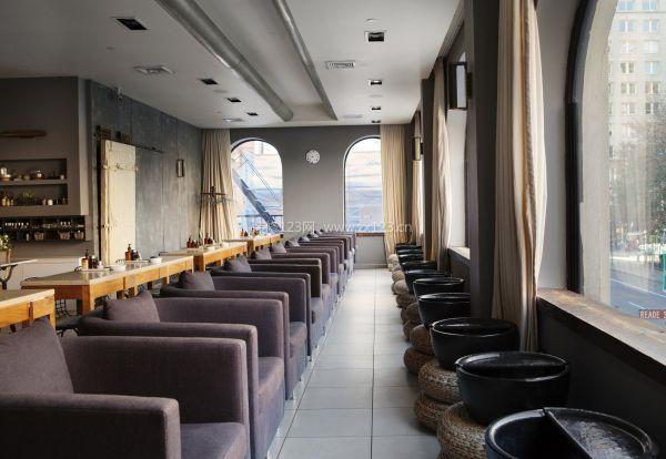 合肥足浴店装修养身馆设计源于精湛工艺的魅力
