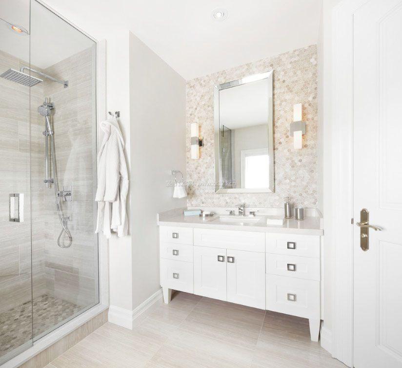 6平米卫生间洗手池瓷砖图片
