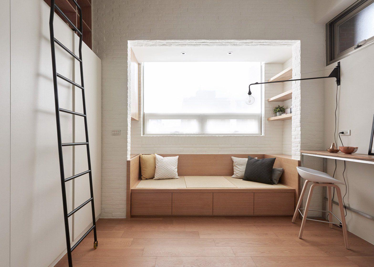 6平米小房间榻榻米客厅装修效果图