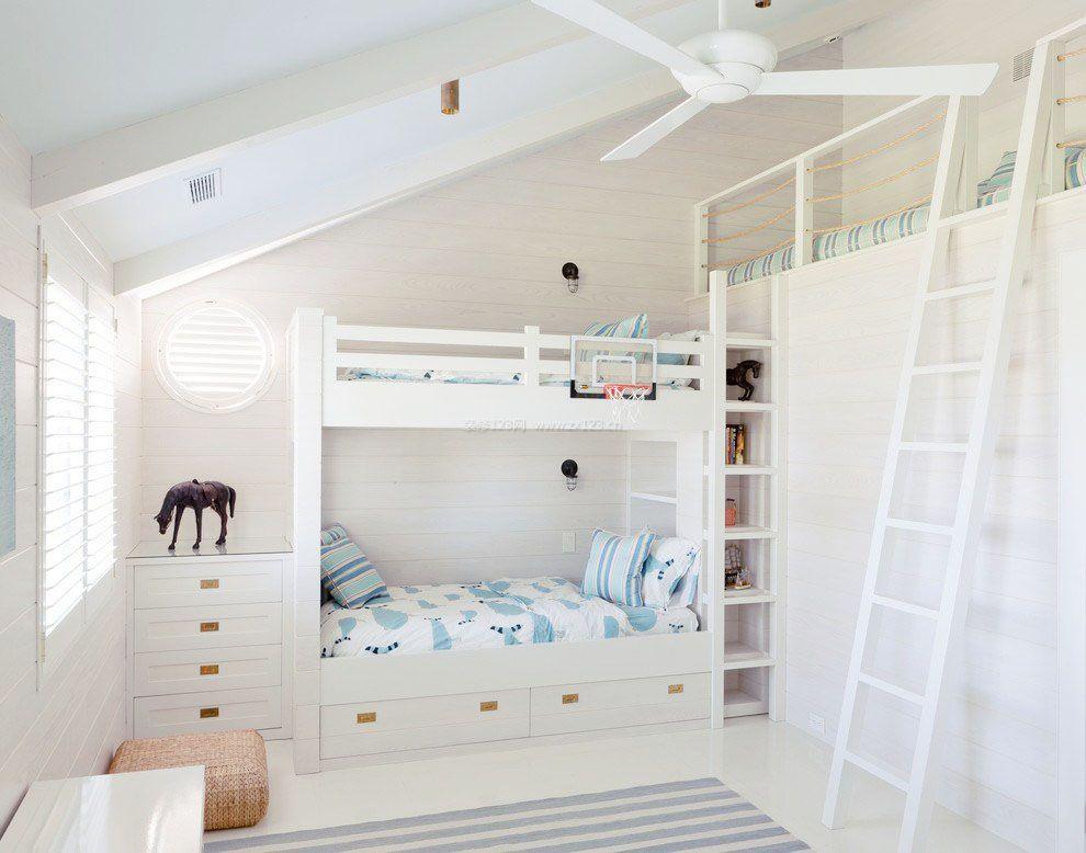 6平米小房间儿童卧室装修设计效果图片2017图片