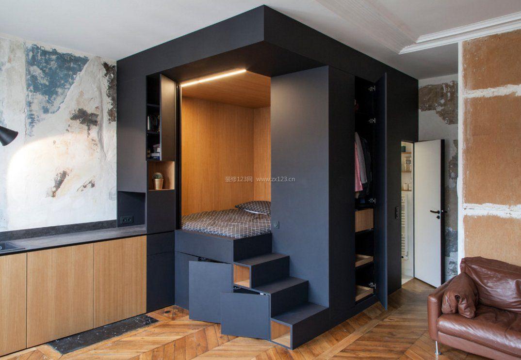 6平米小房间错层卧室装修效果图