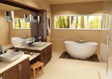 学习卫生间装修经验 打造舒适家居生活