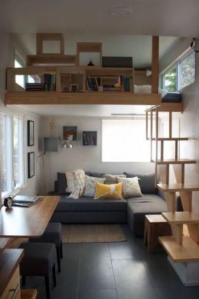 6平米小房間裝修效果圖 小復式樓裝修效果