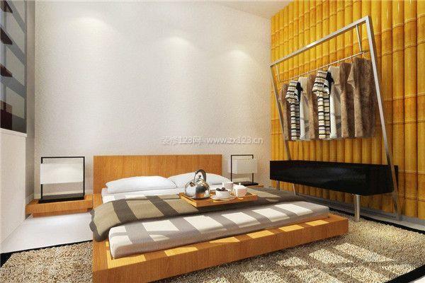 男生卧室无窗设计效果图