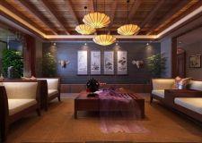 东南亚风格别墅装修设计 领略东南亚异域风情
