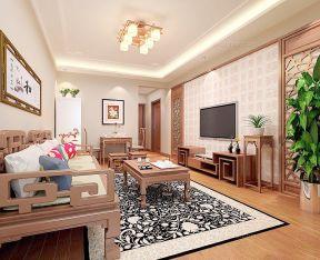 小戶型中式客廳裝修