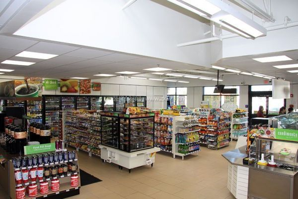 超市裝修圖片
