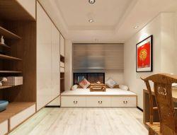 小戶型整體壁柜裝修效果圖片新中式