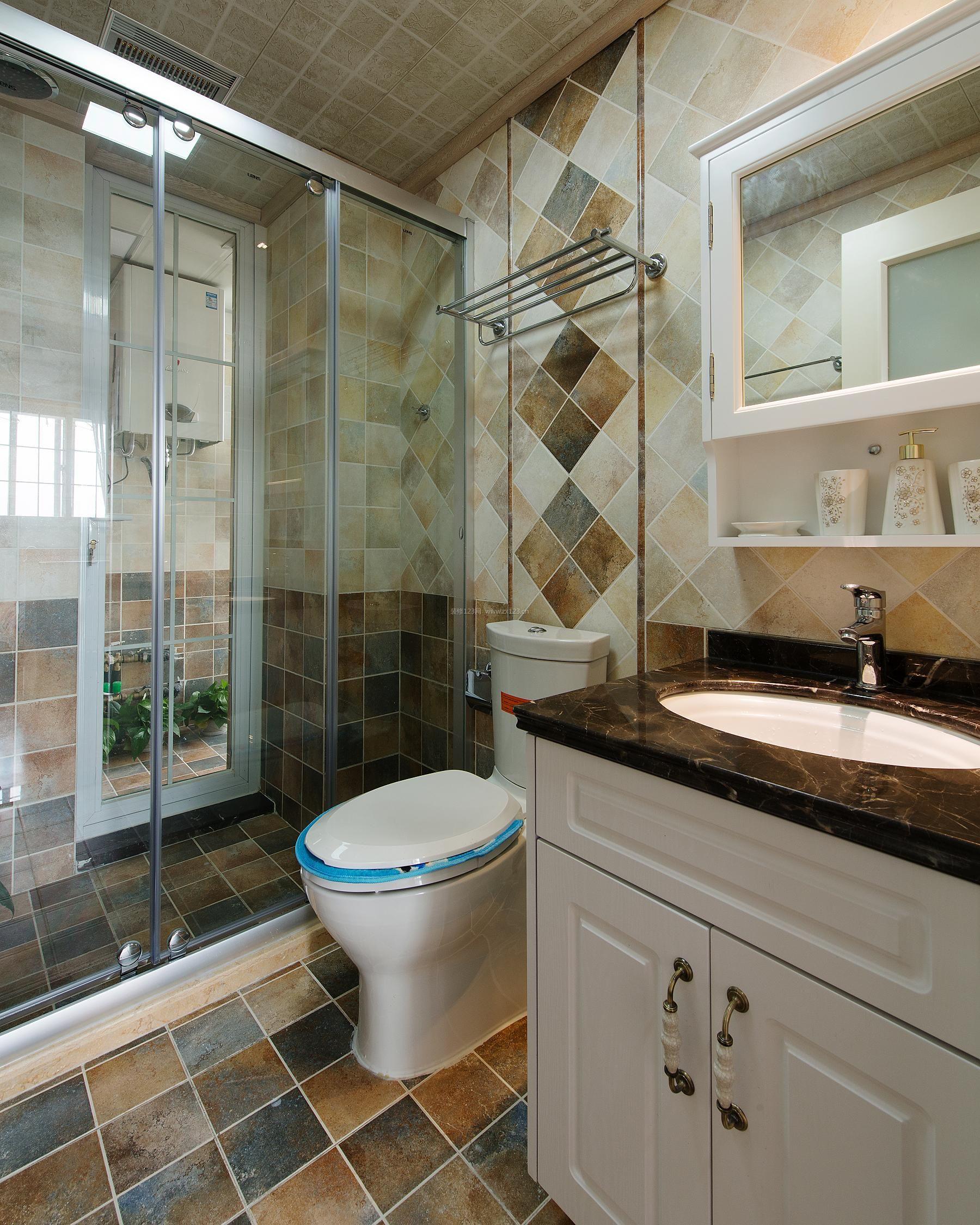 卫生间设计图片大全_卫生间设计效果图