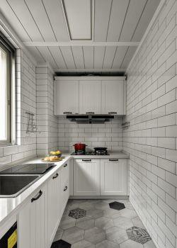 北欧小户型装修厨房效果图欣赏