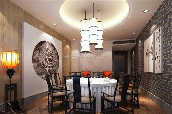 中式风格饭店装修设计     中式饭店装修设计(请点击: 中式饭店效果图