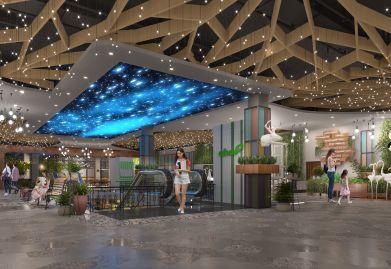 天霸设计比之贺州商业空间设计公司专业实力怎么样?
