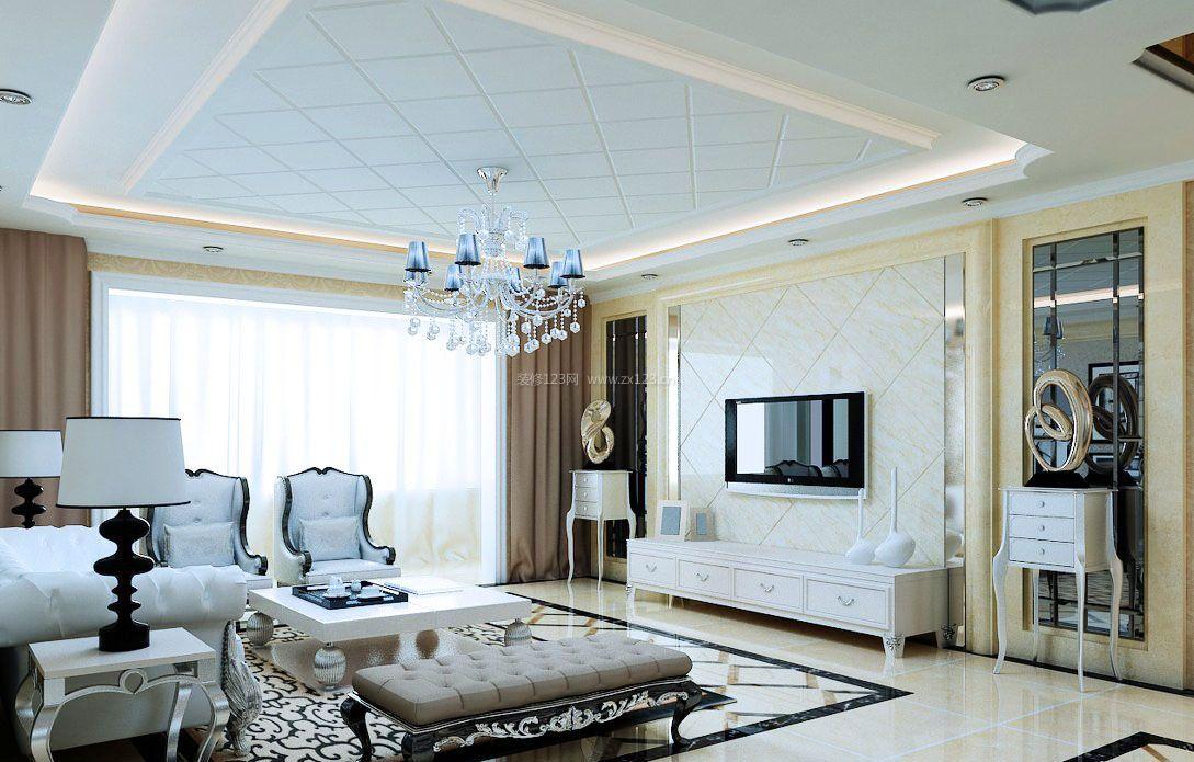 欧式风格房子设计图展示