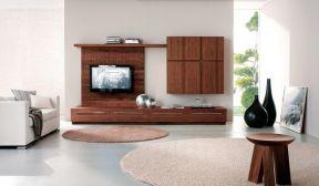 房子電視墻裝修 電視墻柜