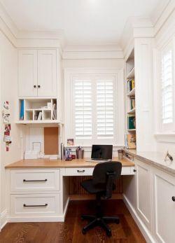 2015小書房室內裝修效果圖大全
