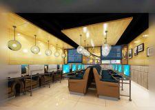 网吧大厅如何装修 网吧装修设计