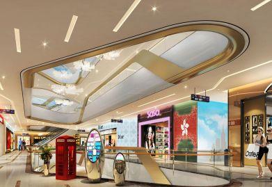 贺州商场ballbet贝博网站之前不妨看看天霸设计的设计效果图