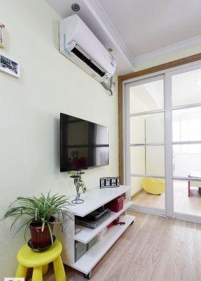 简单电视墙装修设计图