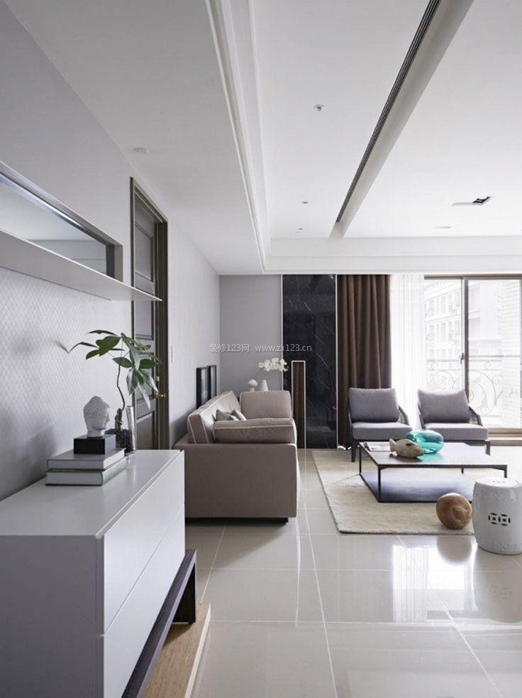 简装房屋现代室内装修效果图大全