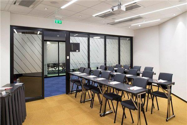 会议室装修集成吊顶设计效果图-庆阳会议室装修预算技巧 会议室装修