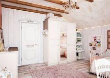 卧室大衣柜怎么搭配色彩 教你巧妙搭配衣柜色彩