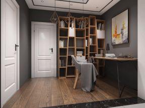 2017北欧风格开放式厨房装修效果图片图片