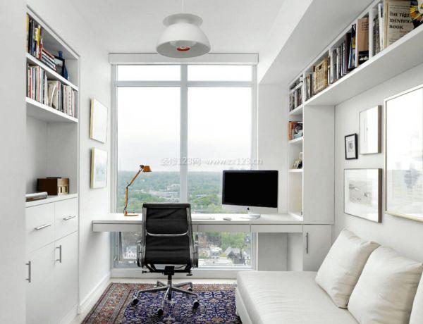 小户型书房装修设计