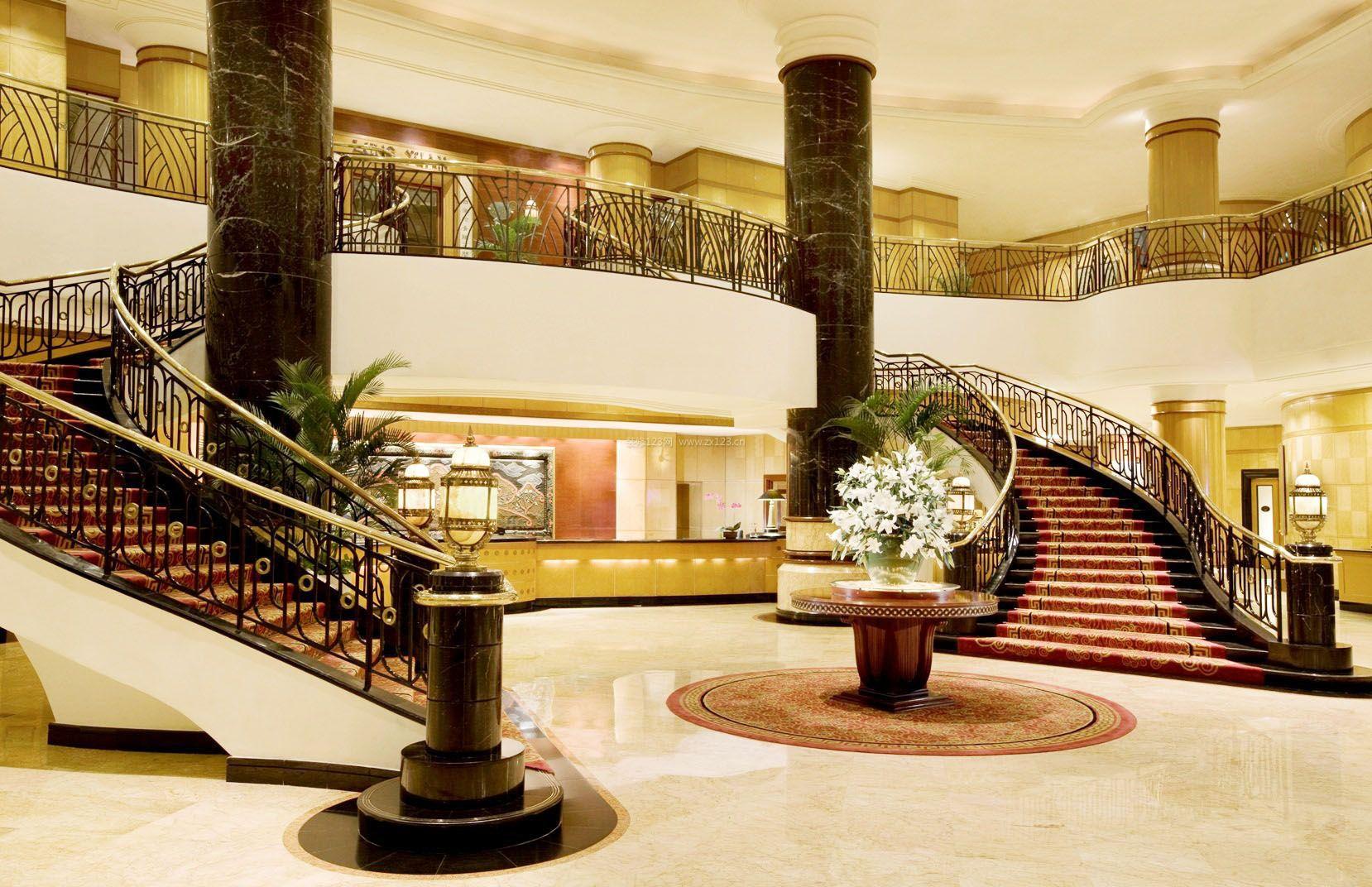 别墅大厅装饰设计图展示