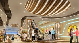 湖北商业综合体设计找广东天霸设计合作更具商业品质
