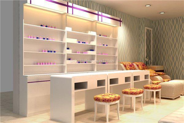 庆阳美甲店装修设计技巧 美甲店如何装修比较好