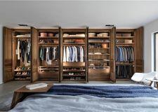 衣柜内部如何设计 各类型的衣柜设计方法
