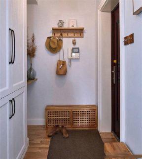 超小户型进门走廊装修效果图大全图片