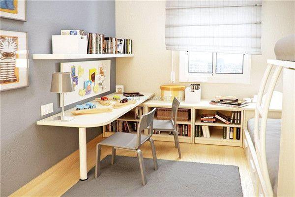 小户型装修书房设计效果图