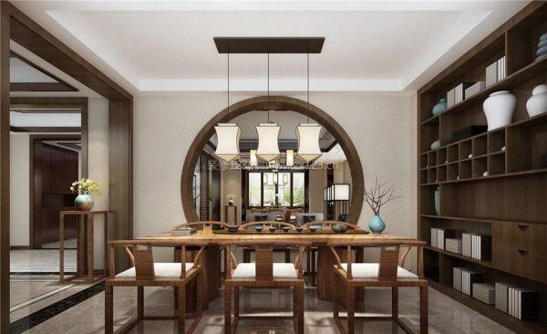 中式餐厅装修设计知识中式图例v餐厅技巧家具设计出的cad餐厅图片