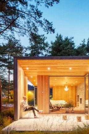 全實木別墅圖片