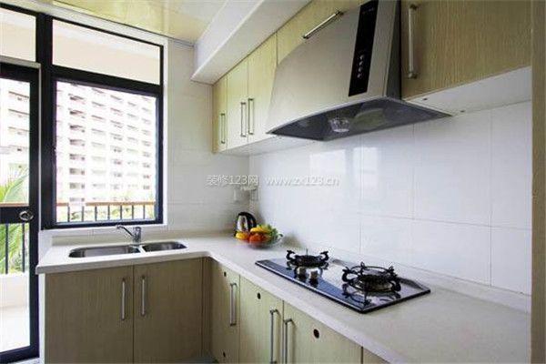 厨房带小阳台装修设计(请点击