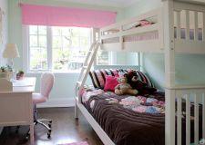 儿童房上下床设计与装修 儿童房装修攻略