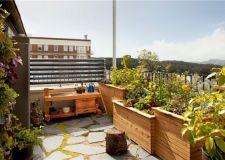 阳台花园改造方法 阳台如何打造温馨小花园