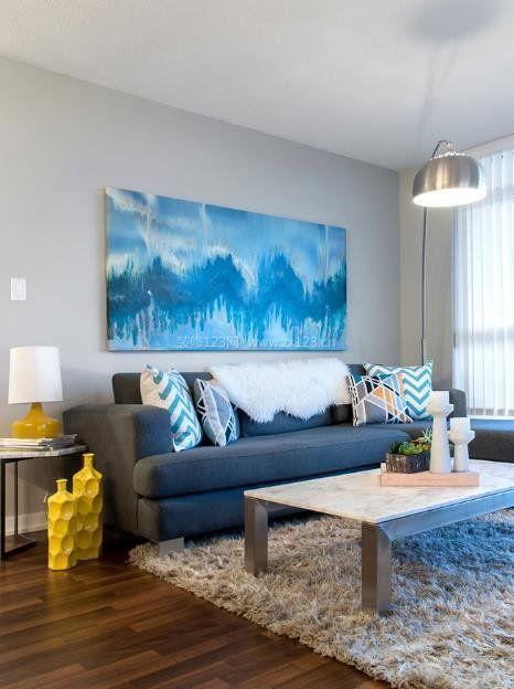 70平米小房子小客厅装修效果图