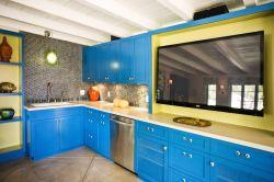 家庭整體櫥柜顏色搭配圖片