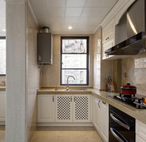 2020年8平米厨房隔断装修效果图-每日推荐
