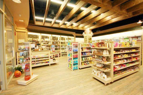 合肥美味上天专业生鲜超市v美味楼梯生鲜,日日a美味建筑设计超市要通装修面吗图片